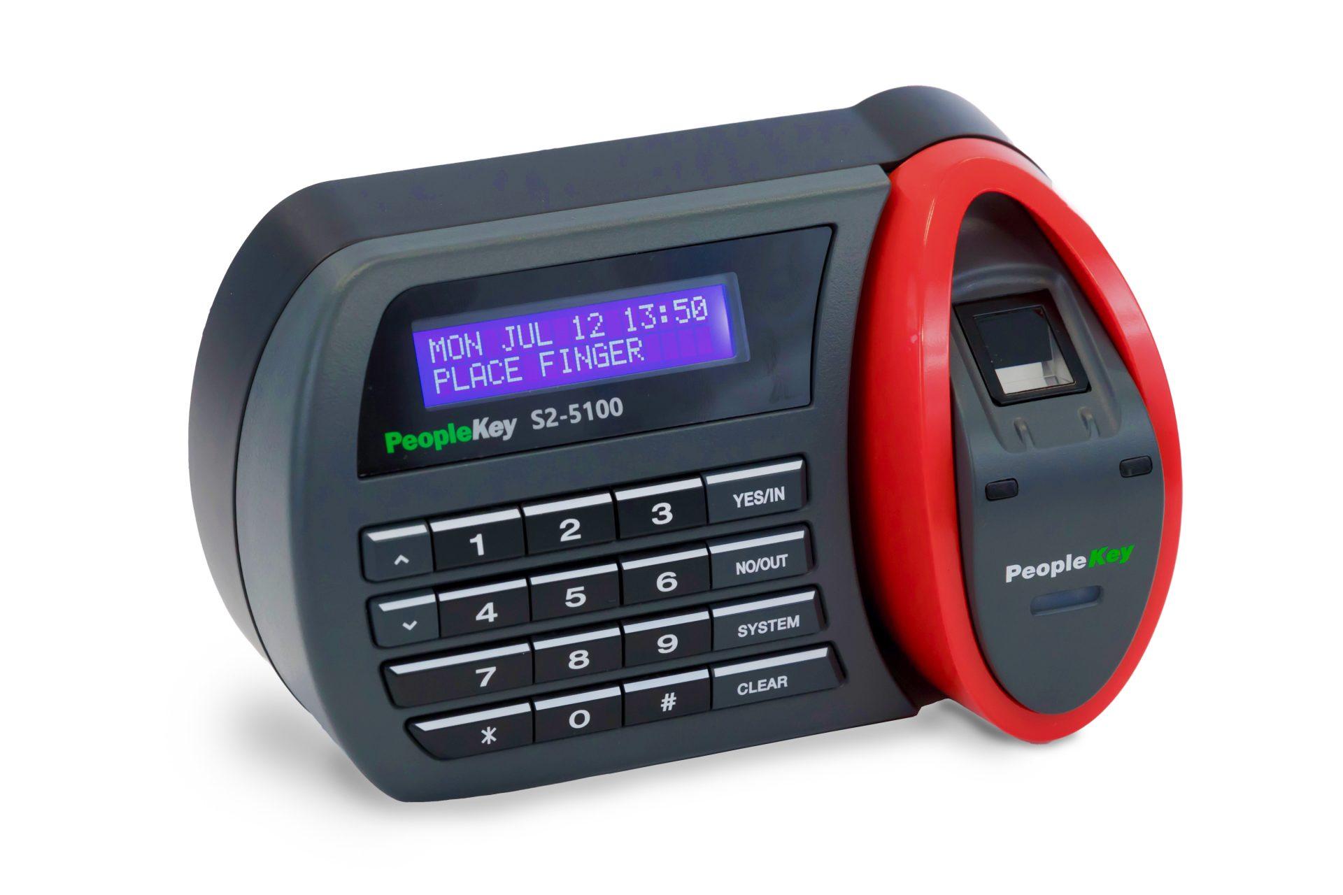 PeopleKey Secure device